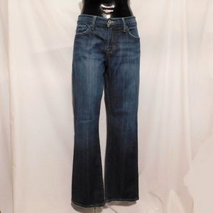 Lucky Brand New Easy Rider Straight Leg Jeans